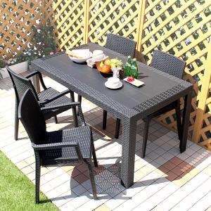 サイドテーブル  ガーデン カフェ カフェテーブル テーブル|dicedice