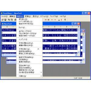 テキスト整形・変換 TextShop|dicresoft