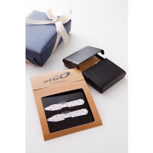 ギフトセット<GIORGIO FEDONカードケース+カラーキーパー>|diego