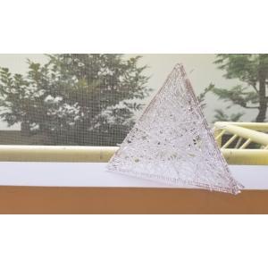 廣瀬絵美ガラス作品 hemming prism triangle|diego