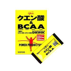 グリコ (glico) クエン酸&BCAA (12.4g×10袋)|dietya