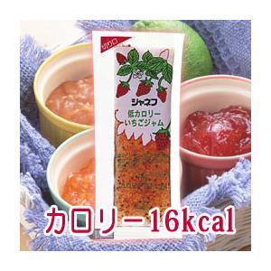 ジャム/低カロリー/使い切り/小袋/キューピー/ジャネフ 低カロリーいちごジャム 40袋入|dietya