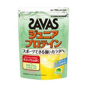 ザバス (SAVAS) ジュニア プロテイン マスカット風味 50食分 700g|dietya
