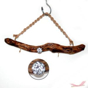 Driftwood hanger No.e|different