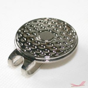 デコ素材 ゴルフマーカー用クリップ (マーカーは付いていません) 磁石付き|different
