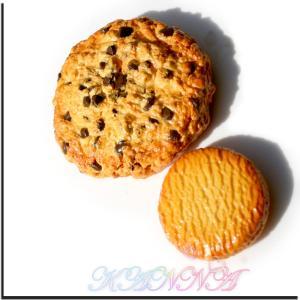 とっても大きなチョコチップクッキーとビスケットセット マグネット付  by Kanna|different
