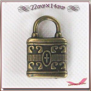 金古美 kyrie lock parts different