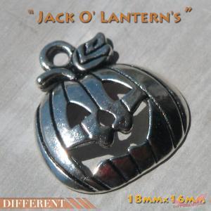ハロウィン パンプキン チャーム Jack O' Lante...