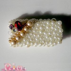姫 フリスクケース ホワイト by Rio|different