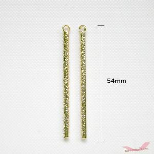 ロングスティック ゴールド パーツ  54mm|different