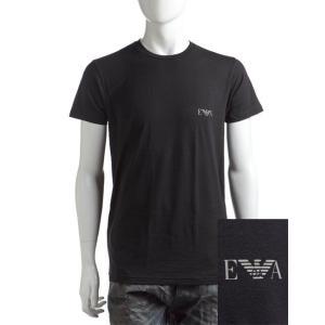 エンポリオアルマーニ Emporio Armani Tシャツアンダーウェアメンズ 110853 CC534 ブラック