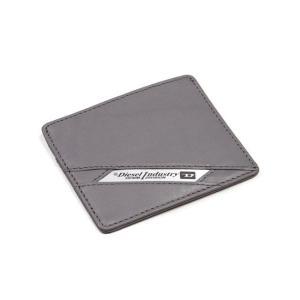 ディーゼル DIESEL カードケース JEM WALLETS STONE X00661 PR822 グレー 目玉商品|diffusion