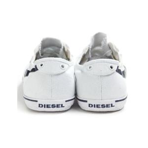 ディーゼル DIESEL スニーカー 靴 ローシューズ GOODTIME C-GOOD - sneak メンズ Y00053 PR012 ホワイト×ブルー|diffusion|02