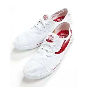 ディーゼル DIESEL スニーカー 靴 ローシューズ GOODTIME C-GOOD - sneak メンズ Y00053 PR012 ホワイト×レッド|diffusion