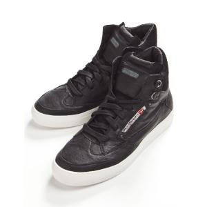 ディーゼル DIESEL スニーカー 靴 ハイカット REVOLUTION CLAW CLAW-KI メンズ Y00063 PR131 ブラック 当店一押|diffusion