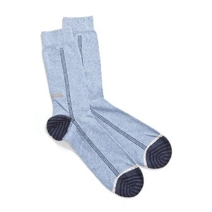 ディーゼル DIESEL ソックス 靴下 レギュラー メンズ 00SAYJ 0KACI ライトブルー|diffusion