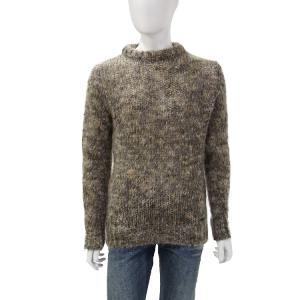 ディーゼル DIESEL セーター ニット 長袖 丸首 メンズ 00SDVZ 0GAHF ブラウン|diffusion