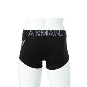 アルマーニ エンポリオアルマーニ Emporio Armani パンツアンダーウェア ボクサーパンツ 下着 メンズ 111866 CC735 ブラック diffusion 02