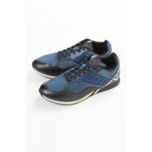 ディーゼル DIESEL スニーカー ローカット V-DICTION S-GLORYY - sneaker メンズ Y01502 P0416 デニム|diffusion