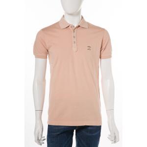 ディーゼル DIESEL ポロシャツ 半袖 T-EELS CAMICIA メンズ 00SRGG 0JAIL ピンク|diffusion