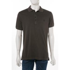 ディーゼル DIESEL ポロシャツ 半袖 T-EELS CAMICIA メンズ 00SRGG 0JAIL ダークグレイ|diffusion