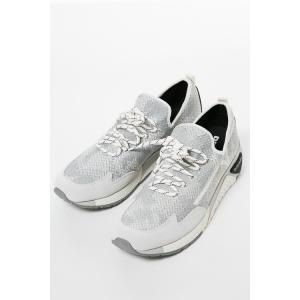 ディーゼル DIESEL スニーカー ローカット シューズ スリッポン S-KBY - sneakers メンズ Y01534 P1349 グレー|diffusion