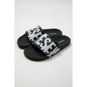 ディーゼル DIESEL サンダル シャワーサンダル SA-MARAL - sandals メンズ Y01328 P1690 ブラック×グレー|diffusion