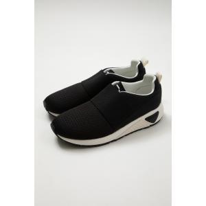 ディーゼル DIESEL スニーカー スポーツスニーカー ローカット シューズ 靴 S-KB ELASTIC - sneakers メンズ Y01654 P1608 ブラック|diffusion