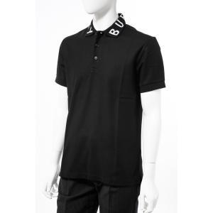 バーバリー BURBERRY ポロシャツ 半袖 メンズ 8013499 ブラック 2019年秋冬新作 diffusion 02