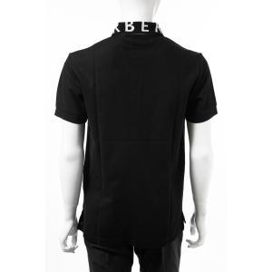 バーバリー BURBERRY ポロシャツ 半袖 メンズ 8013499 ブラック 2019年秋冬新作 diffusion 03