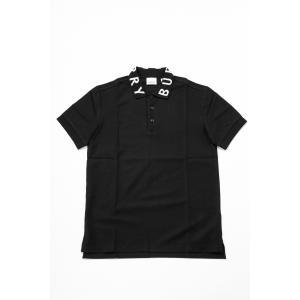 バーバリー BURBERRY ポロシャツ 半袖 メンズ 8013499 ブラック 2019年秋冬新作 diffusion 04