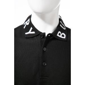 バーバリー BURBERRY ポロシャツ 半袖 メンズ 8013499 ブラック 2019年秋冬新作 diffusion 05