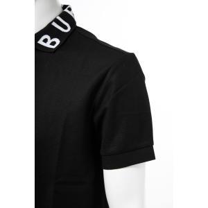 バーバリー BURBERRY ポロシャツ 半袖 メンズ 8013499 ブラック 2019年秋冬新作 diffusion 07
