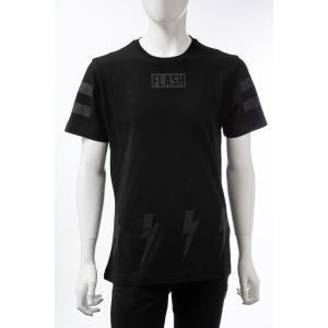 ハイドロゲン HYDROGEN Tシャツ 半袖 丸首 クルーネック メンズ 250612 ブラック 2019年秋冬新作 diffusion