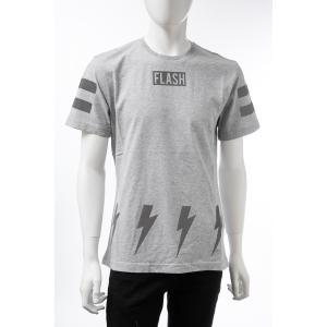 ハイドロゲン HYDROGEN Tシャツ 半袖 丸首 クルーネック メンズ 250612 グレー 2019年秋冬新作 diffusion