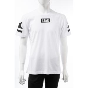 ハイドロゲン HYDROGEN Tシャツ 半袖 丸首 クルーネック メンズ 250614 ホワイト 2019年秋冬新作 diffusion