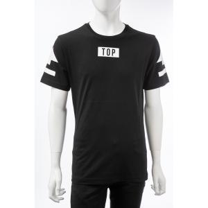 ハイドロゲン HYDROGEN Tシャツ 半袖 丸首 クルーネック メンズ 250616 ブラック 2019年秋冬新作 diffusion