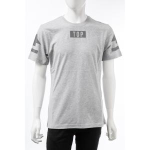 ハイドロゲン HYDROGEN Tシャツ 半袖 丸首 クルーネック メンズ 250616 グレー 2019年秋冬新作 diffusion