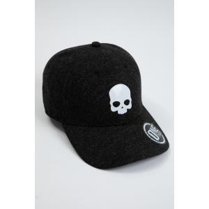 ハイドロゲン HYDROGEN キャップ ベールボールキャップ 帽子 253720 ブラック×ホワイト 2019年秋冬新作 diffusion