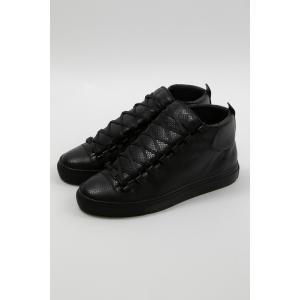 バレンシアガ BALENCIAGA スニーカー ローカット シューズ 靴 メンズ 358031 WGE50 ブラック|diffusion