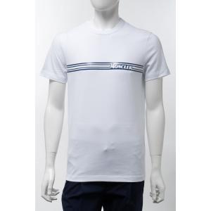 モンクレール MONCLER Tシャツ 半袖 丸首 クルーネック メンズ 8C70710 8390T...