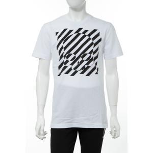 ハイドロゲン HYDROGEN Tシャツ 半袖 丸首 クルーネック メンズ 260610 ホワイト 2020年春夏新作|diffusion