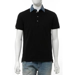 ディーゼル DIESEL ポロシャツ 半袖 T-MILES POLO メンズ 00SCSY 0JARS ブラックA|diffusion