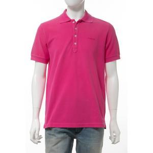 ディーゼル DIESEL ポロシャツ 半袖 T-NIGHT-BROKEN POLO メンズ 00SHEL 0AAPW ピンク|diffusion