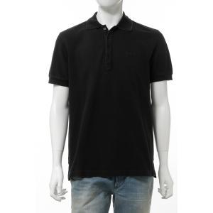 ディーゼル DIESEL ポロシャツ 半袖 T-NIGHT-BROKEN POLO メンズ 00SHEL 0AAPW ブラック|diffusion
