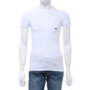 エンポリオアルマーニ Emporio Armani Tシャツアンダーウェア 半袖 丸首 クルーネック メンズ 111035 CC729 ホワイト 2020年春夏新作|diffusion