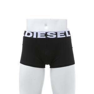 ディーゼル DIESEL パンツアンダーウェア ボクサーバンツ 下着 メンズ 00SAB2 0PAWE ブラック×ホワイト 2020年春夏新作|diffusion