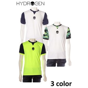 ハイドロゲン HYDROGEN Tシャツ 半袖 丸首 TENNIS テニス メンズ FR0051 HYD値下|diffusion