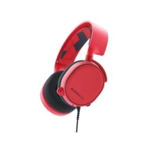 「取寄せ品」 steelseries SteelSeries ARCTIS 3 オーバーヘッド 両耳...