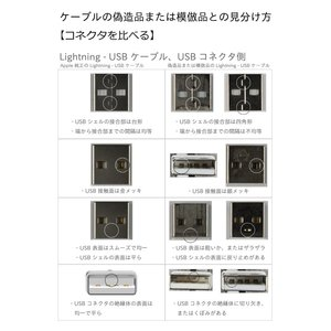 ライトニングケーブル iPhone 充電 ケー...の詳細画像4